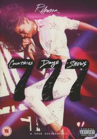 Cover Rihanna - 777 - A Tour Documentary [DVD]